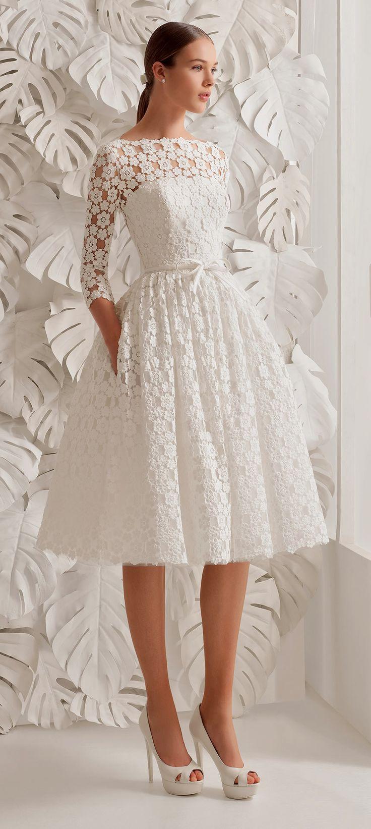 short wedding dresses courthouse wedding dresses rosa clara short wedding dress