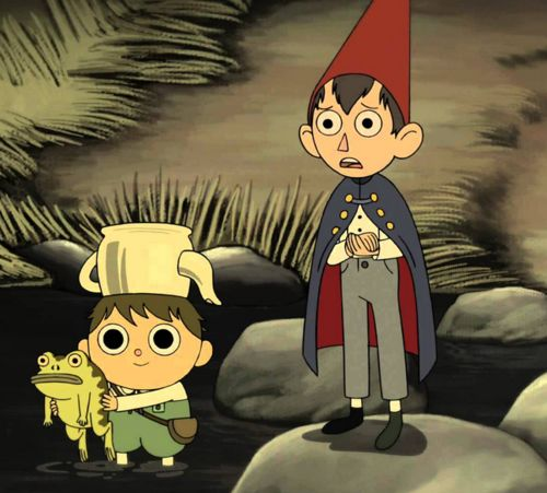 Gravity Falls Wallpaper Anime The Symbolism Of Greg Amp Wirt S Costume In Over The Garden