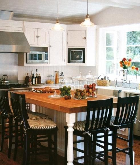 Kitchen Table Islands Cabinets Kitchen Table Island Combo Part 5 - Kitchen Island Table
