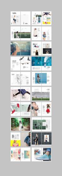 Best 25+ Fashion magazine layouts ideas only on Pinterest ...