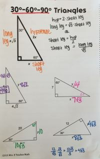 48 best images about Right Triangles & Trigonometry on ...