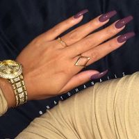 136 best images about long nails on Pinterest | Coffin ...