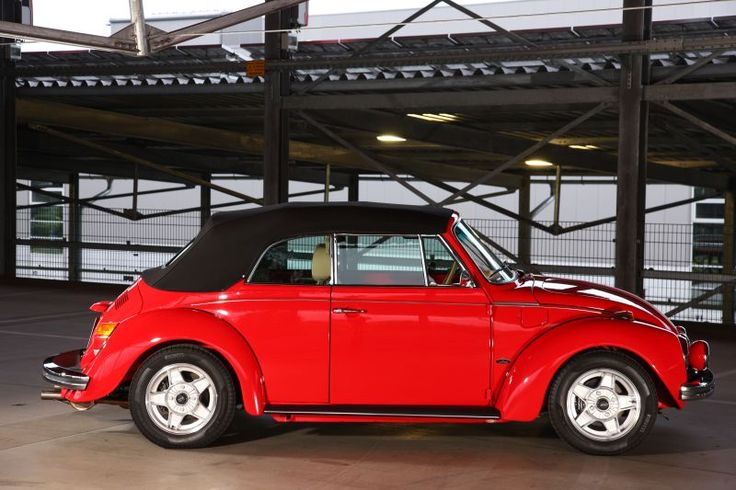 Buggy Mini Cabrio 1303 Red Beetle Cabriolet By Memminger Germany Memminger