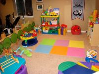 Wish I had space for this Toddler Play Room | No More Mess ...