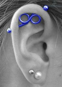 infinity industrial bar | Static Cling | Pinterest ...