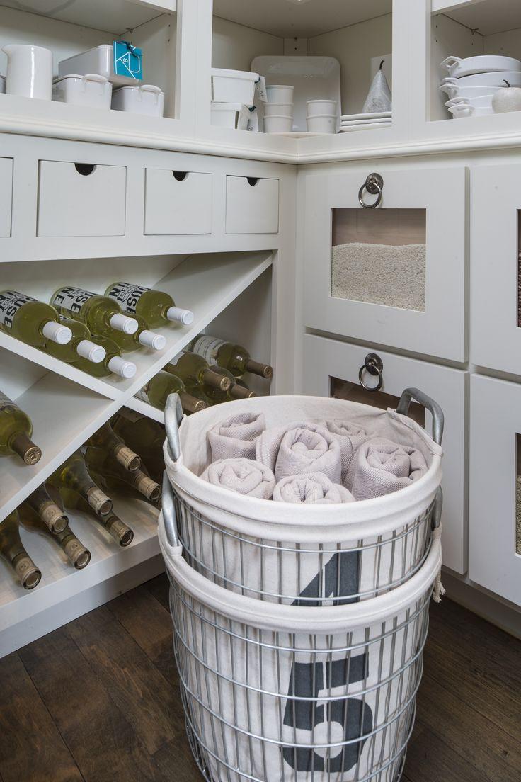 showroom kitchens by design Pantry Kitchens by Design www mykbdhome com baskets wine