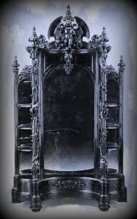 25+ best ideas about Gothic Mirror on Pinterest | Gothic ...