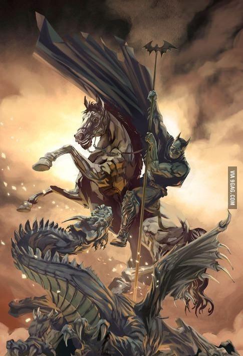Cute Cartoon Horse Wallpaper I Raise You Horse Riding Dragon Slaying Batman Tattoo