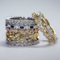 25+ best ideas about Stackable rings on Pinterest ...