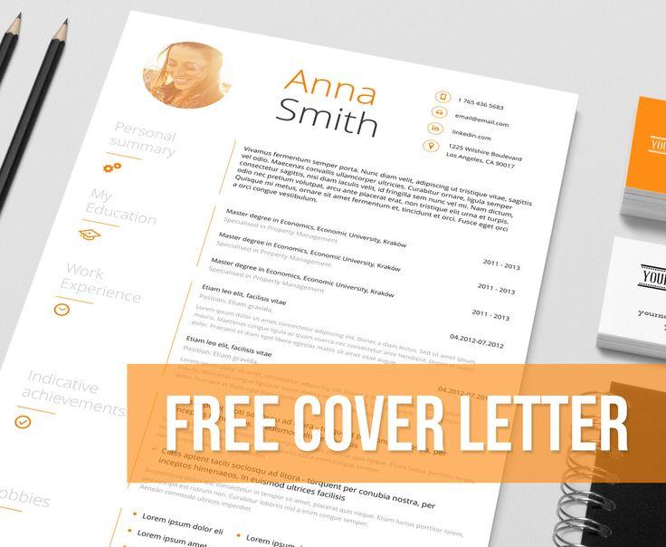 Free Creative Resume Templates Download Creative Resume Template - cover letter template free download