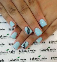 25+ best ideas about Feather nail art on Pinterest ...