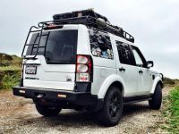 Overland Journal Project Land Rover Discovery 4 (LR4 ...