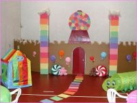 Candyland Party Decorations Ideas | Birthday ideas ...