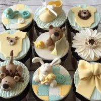 1000+ ideas about Baby Shower Cupcakes on Pinterest ...
