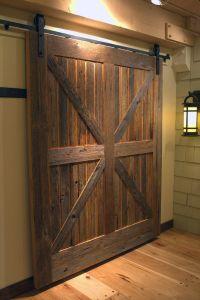 25+ best ideas about Rustic barn doors on Pinterest ...