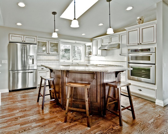 Kitchen Island Ideas With Bar Valspar Granite Dust | Paint Colors | Pinterest | Home