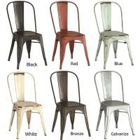 25+ Best Ideas about Metal Dining Chairs on Pinterest ...