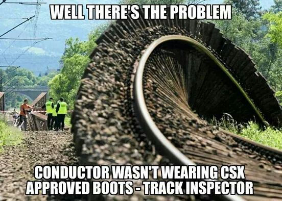 frieght conductor