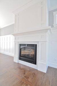 25+ Best Ideas about Craftsman Fireplace Mantels on ...