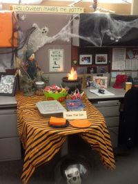 Halloween decorations for the office | Party ideas ...