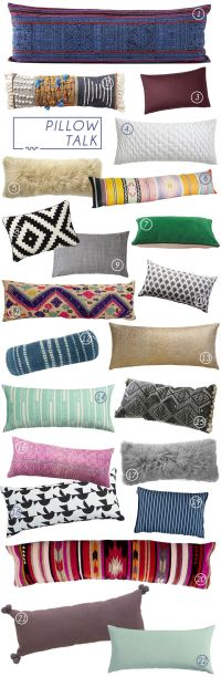 Best 25+ Decorative bed pillows ideas on Pinterest