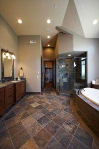 25+ Best Ideas about Slate Tile Bathrooms on Pinterest ...