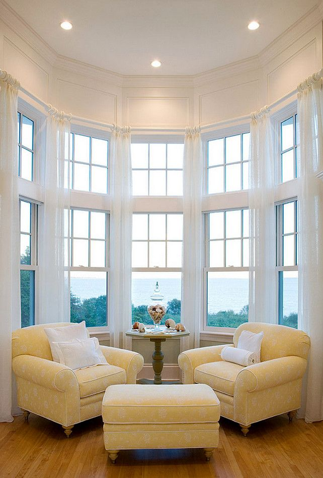 25+ great ideas about Bay Window Bedroom on Pinterest