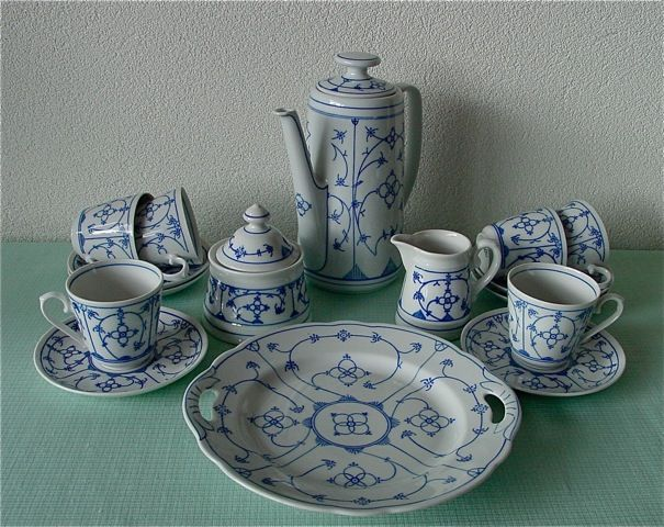 "Royal Copenhagen Geschirr 64 Best Images About Motiv ""indisch Blau"" On Pinterest"