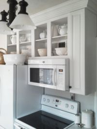 25+ best ideas about Microwave Above Stove on Pinterest ...