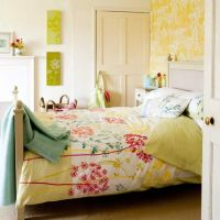 185 best images about Orange coral yellow bedroom on ...