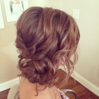Best 25+ Side bun updo ideas on Pinterest
