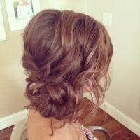 Best 25+ Side bun updo ideas on Pinterest   Side bun ...