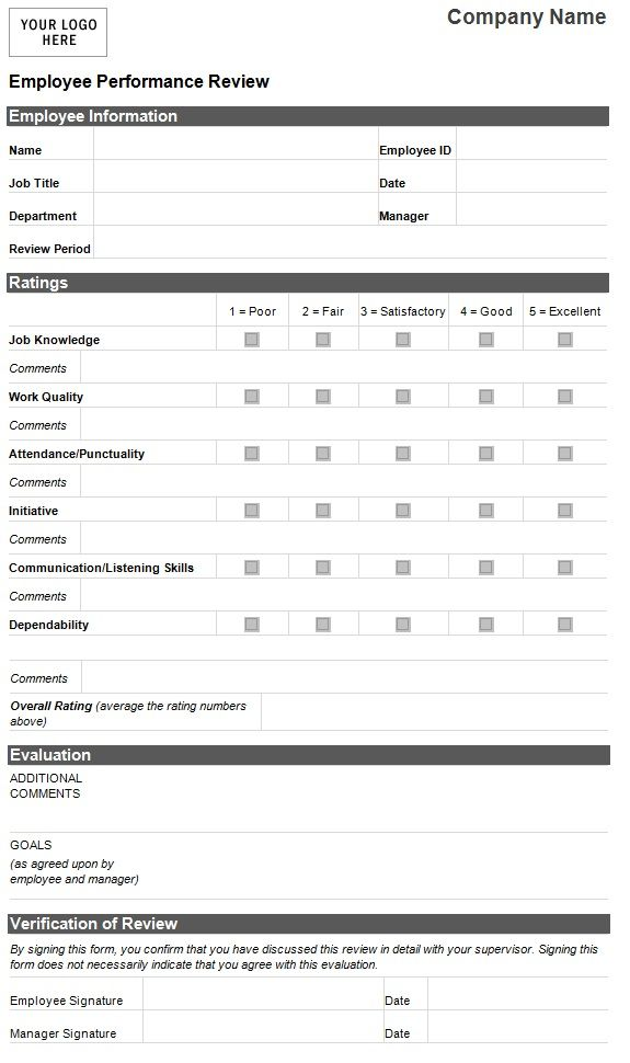 Health Care Employee Evaluation Form Pdf | Sample Papers For Wbjee