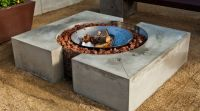 1000+ ideas about Concrete Fire Pits on Pinterest ...
