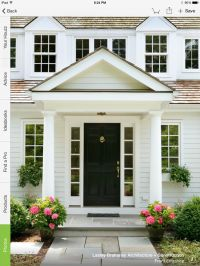 45 best images about colonial facade/portico on Pinterest ...