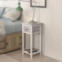 25+ best ideas about Small bedside tables on Pinterest ...