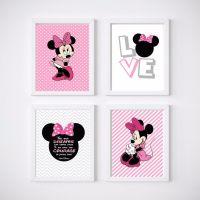 25+ best Minnie mouse room decor ideas on Pinterest