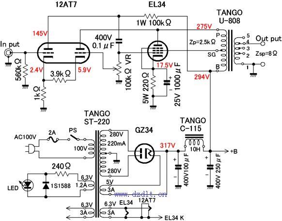 power amplifier basic part 1 amplifier circuit