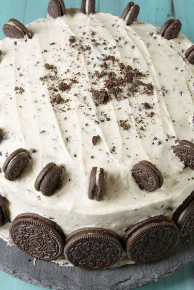 17 Best ideas about Cookies And Cream Cake on Pinterest | Cookies and cream, Oreo cake and ...