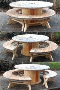 25+ best ideas about Wooden Cable Reel on Pinterest | Wood ...