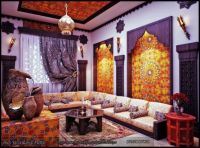Moroccan inspired living room | For the Home | Pinterest ...
