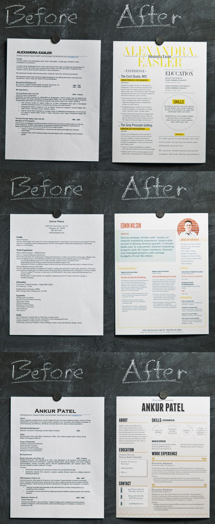 Resume Tutorial We Are Becoming Such A Visual Society