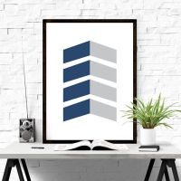 1000+ ideas about Chevron Print Decor on Pinterest | Art ...