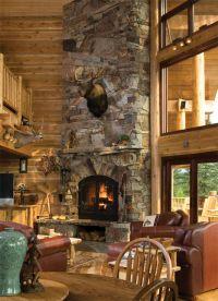 17 Best images about Log Homes on Pinterest   Log cabin ...