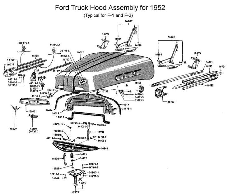 1948 ford f1 f 1 f100 pickup truck rat