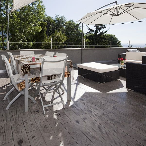 Terrasse Beton Originale 22 Best Images About Terrasses & Jardins On Pinterest