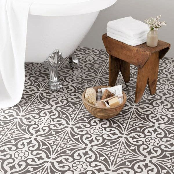 1000+ Ideas About Bathroom Floor Tiles On Pinterest | Backsplash