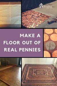 25+ Best Ideas about Pennies Floor on Pinterest   Penny ...
