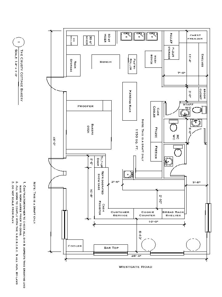 Kitchen Cabinet Measurement Template Bakery Store, Bakeries And Floor Plans On Pinterest