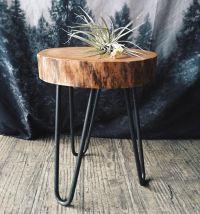 25+ best ideas about Tree stump table on Pinterest | Tree ...